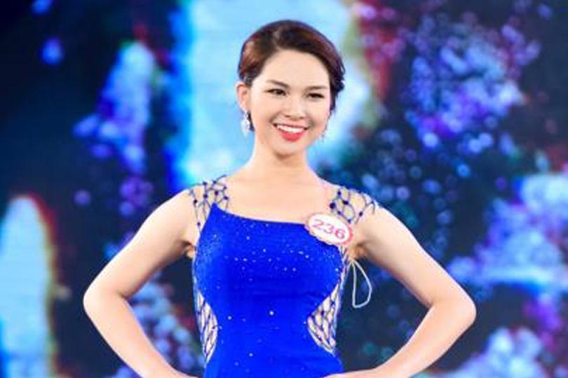 Người đẹp lộng lẫy trong BST 'Nữ thần' của Á khôi 9X