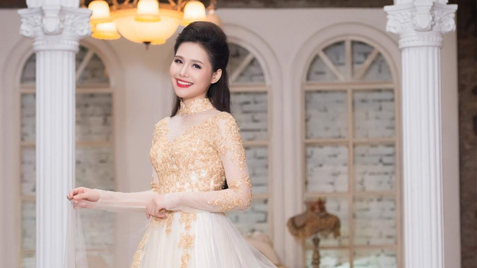 Tuyển tập những mẫu áo dài cưới không thể bỏ qua cho cô dâu năm 2016