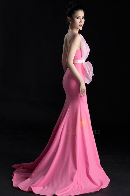 Đầm dạ hội cao cấp ôm sát khéo léo tôn vinh vóc dáng chuẩn