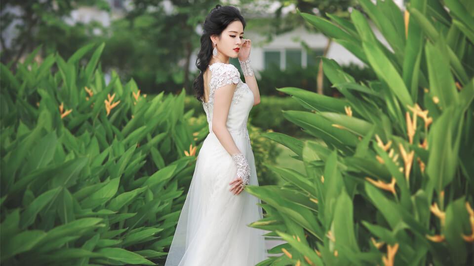Địa chỉ mua váy cưới đẹp ở Hà Nội cho các cô dâu