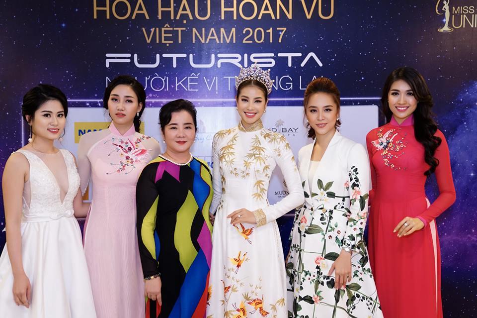 NTK Linh Bùi Tại Tọa Đàm 'Futurrista – Người kế vị tương lai'